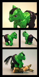 My Little Hulk by EatToast