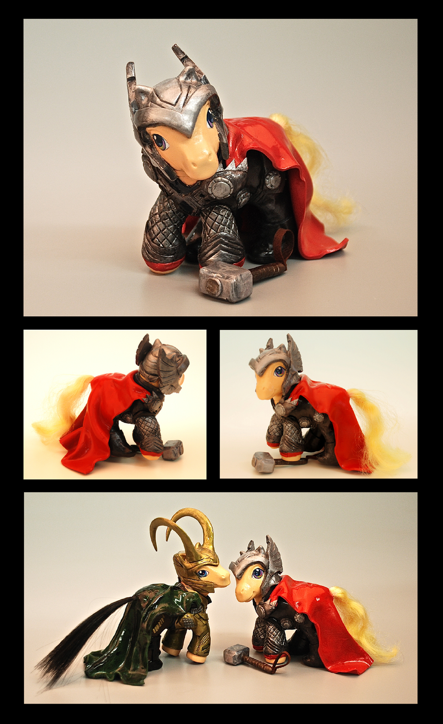 My Little Thor by EatToast