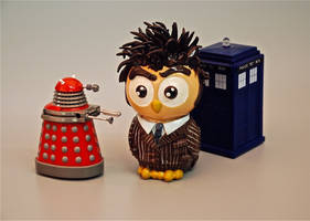 Doctor Whooo by EatToast