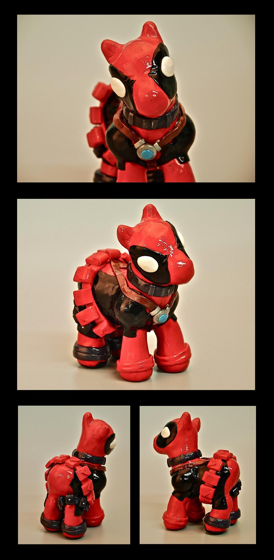 My Little Deadpool by EatToast