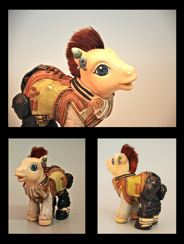 My Little Balthier by EatToast