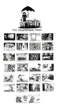 The Gallifreycrumb Tinies