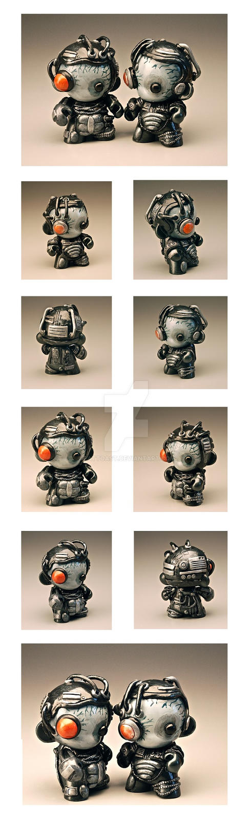Borg Munnys by EatToast