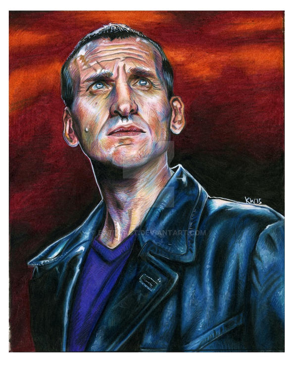 Ninth Doctor by EatToast