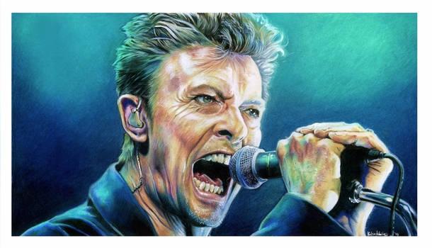 David Bowie Commission