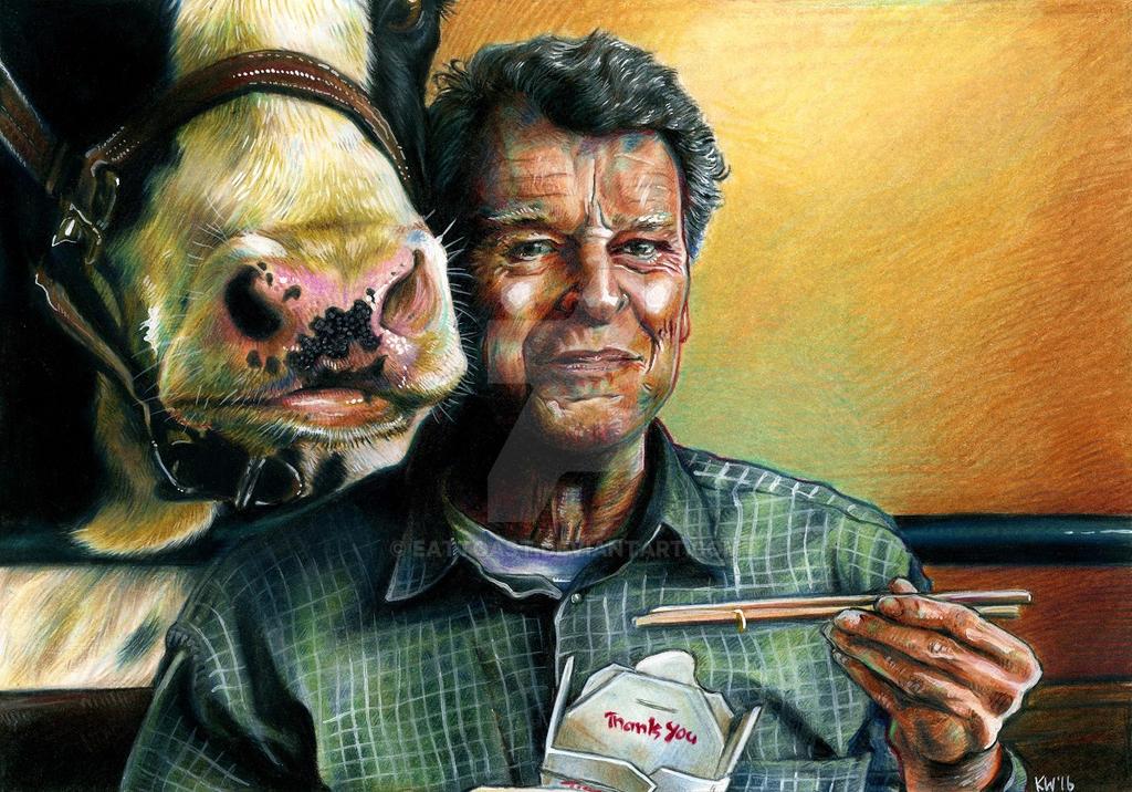 Walter Bishop by EatToast