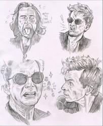 Crowley sketches