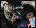 kong in the city