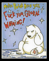 global warming by EatToast