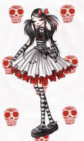 LoliFashion: Punk Lolita by sweet-kaori