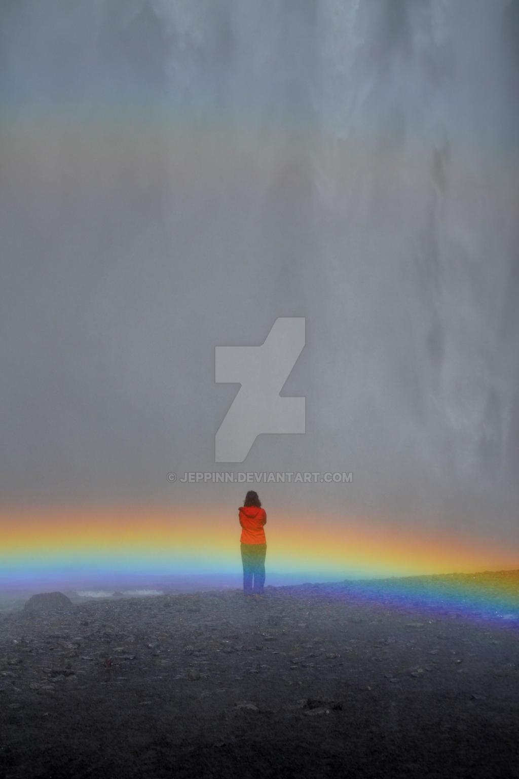 Somwhere ower the rainbow by jeppinn