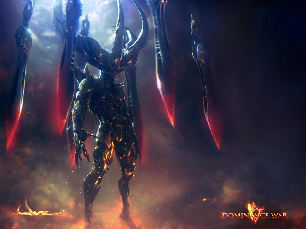 God of swords by tooDeee