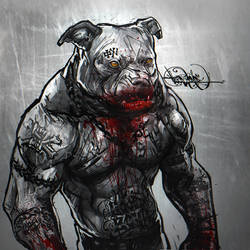good dog by tooDeee