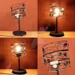 Eyeglasses Lamp
