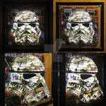 Star Wars Stormtrooper Lamp Commission