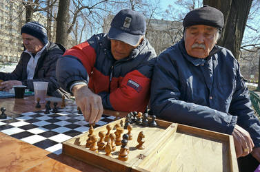 chess by marius1956