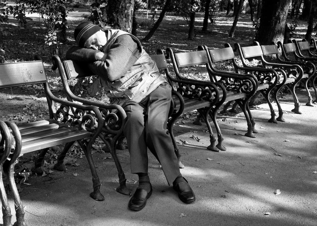 NOON REST by marius1956