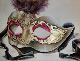 Mask by Bellafarfalla