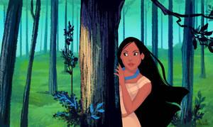 Pocahontas Tribute by madam-marla