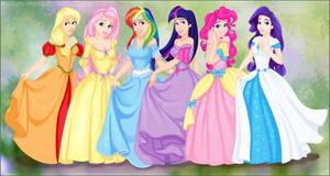 My Little Pony Princesses