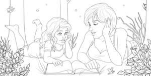 Storybook Fireflies