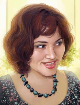 Self Portrait - 9th of June 2013