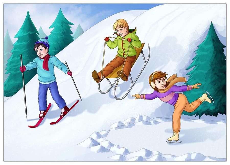 Znalezione obrazy dla zapytania wintersports
