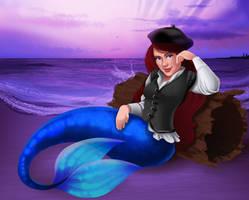 Mermaid Cheryn by madam-marla