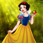 Snow White by madam-marla