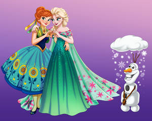 Frozen with love