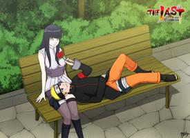 Naruto and Hinata (Naruto the Last) by StanEKB