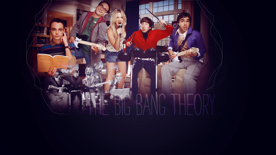 gallery for the big bang theory wallpaper