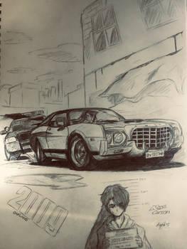 Teenage Max and Gran Torino