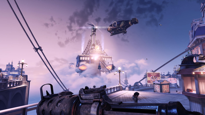 BioShock Infinite By DePasquale