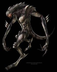 3D: Alien Monster