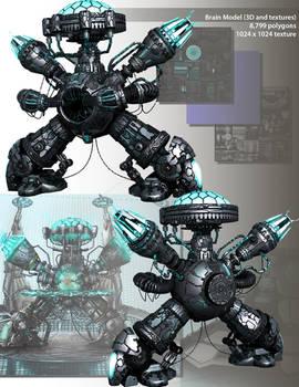 3D: Mainframe