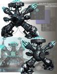 3D: Mainframe by Ecanhoj