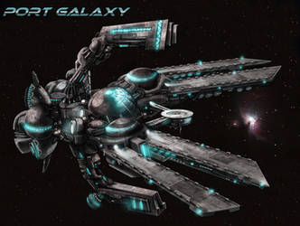 Concept: Space Port
