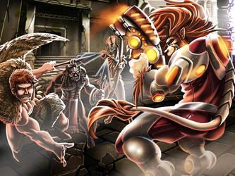 Lion X Game (sceenshot1)