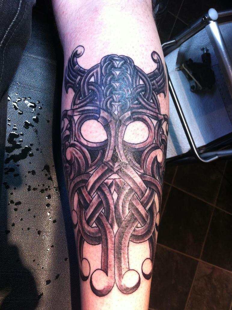Celtic Viking Tattoo