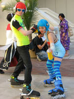 Jet Set Radio by InaraFirefly