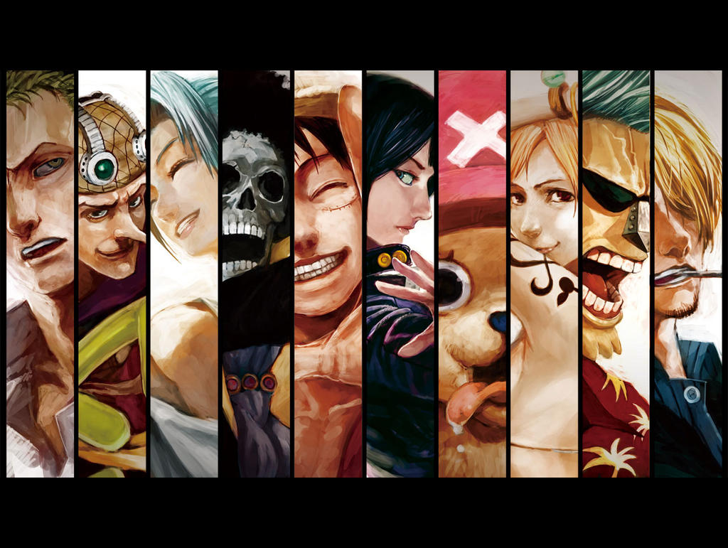onepiece by lalalalack
