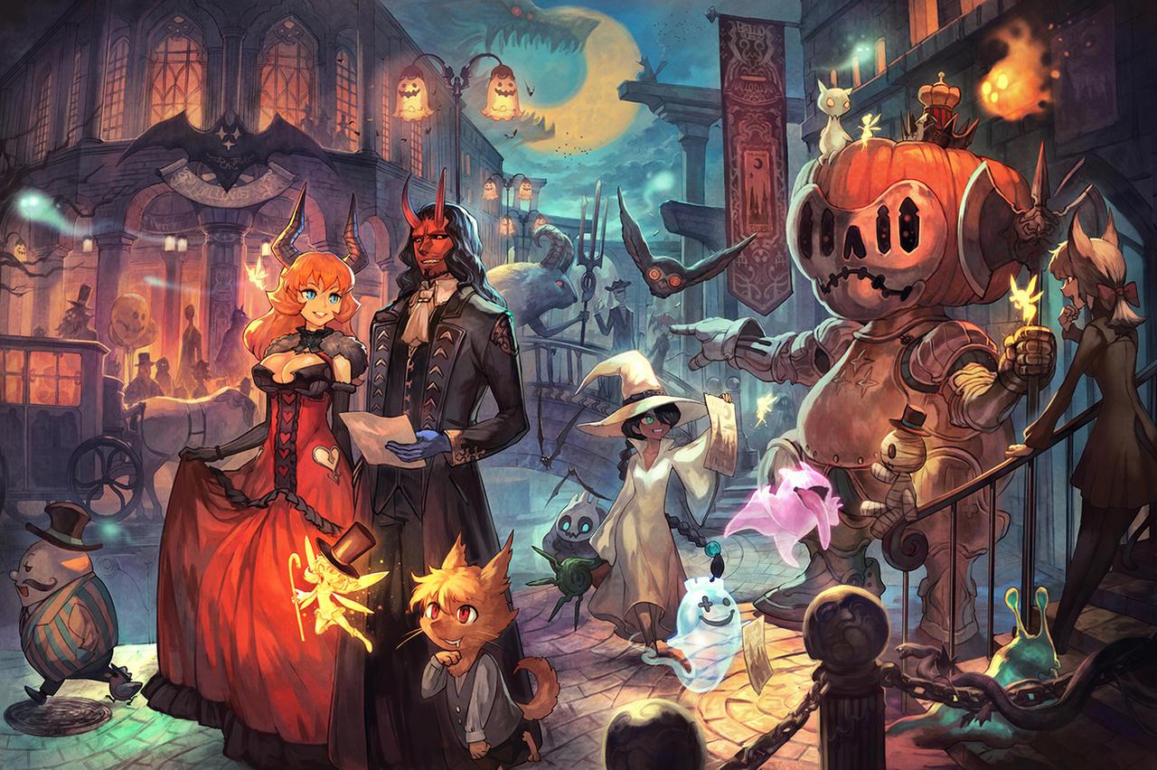 Halloween by lalalalack