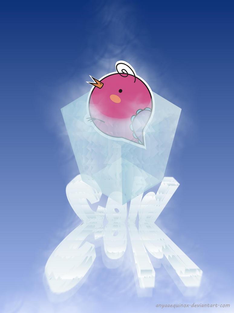 bird ice cube