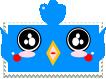 kawaii twitter stamp by anyaaequinox