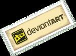 DeviantArt Old Stamp
