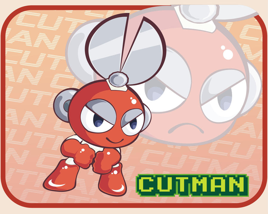 Cutman by Kna