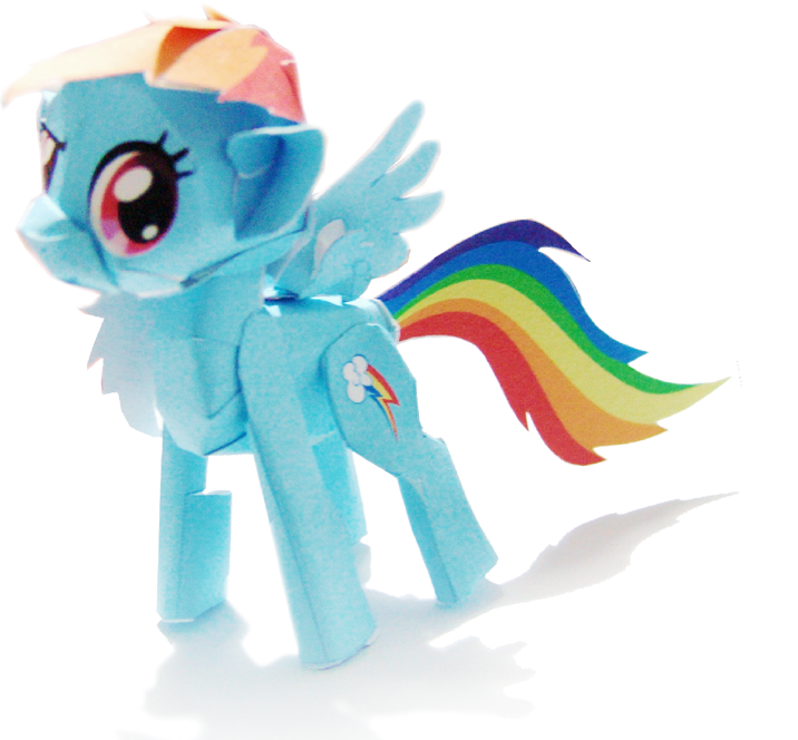 Dash Papercraft Photo by Kna