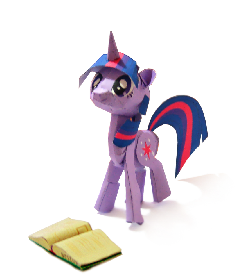 Twilight Sparkle FinishedPhoto by Kna
