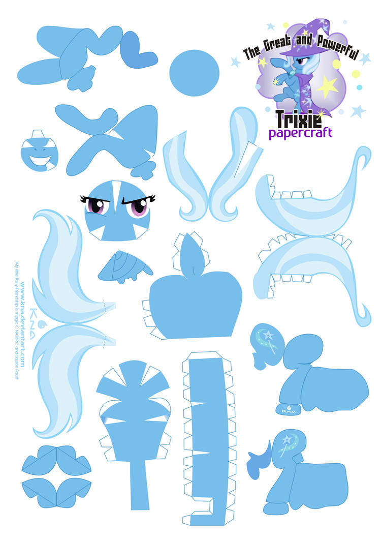 GreatandPowerful Trixie PCraft by Kna
